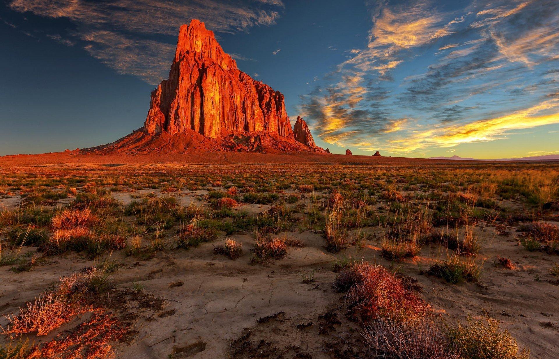 new-mexico-desert-rock-nature-landscape