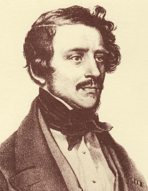 Gaetano Donizetti nacque a Bergamo, il 29 Novembre 1797.