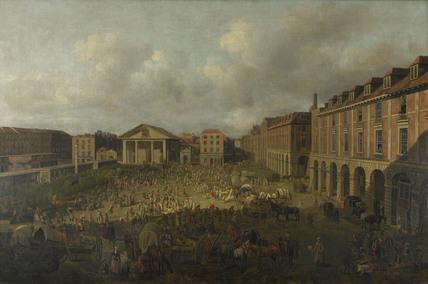 old london market