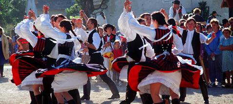 Ungarische-Folklore